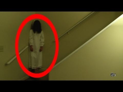 Real Ghost Girl Pictures Real Ghost Caught on Video