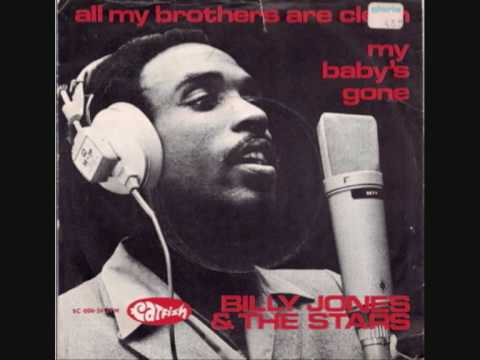 Billy Jones&The Stars All My Brothers Are Clean