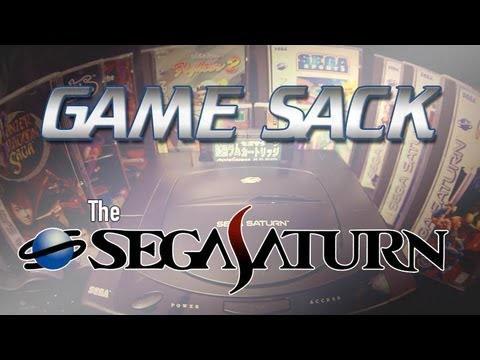 Game Sack - The Sega Saturn