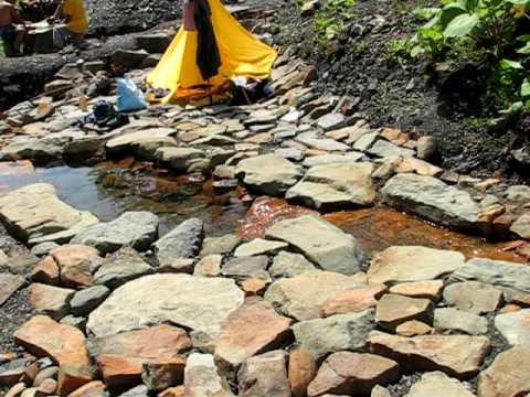 北の秘湯 源泉かけ流し 手造り露天風呂