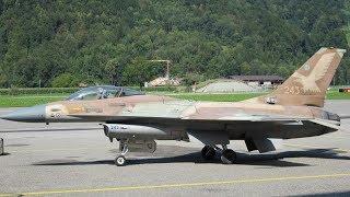 RC JET QUITE EXACTLY LOCKHEED MARTIN F-16C FIGHTING FALCON RAANAN WASSEN