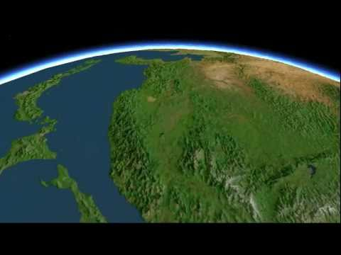 maps - globe dataset - cel shaded & natural shading