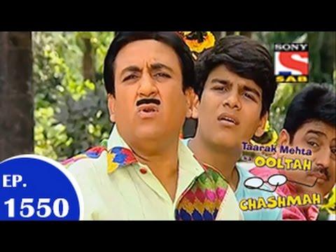 Taarak Mehta Ka Ooltah Chashmah - तारक मेहता - Episode 1550 - 26th November 2014 video