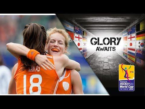 Netherlands vs Korea - Women's Rabobank Hockey World Cup 2014 Hague Pool A [09/6/2014]
