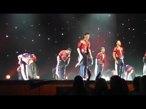 Финал и представление артистов балета Тодес