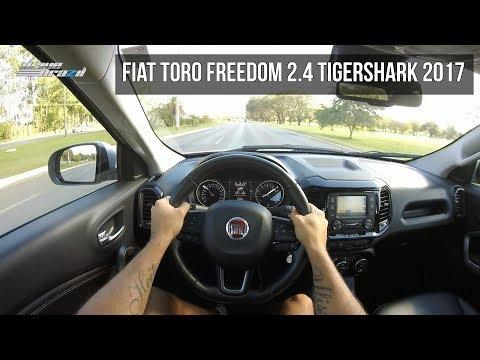 Fiat Toro Freedom 2.4 Flex 2017 - POV