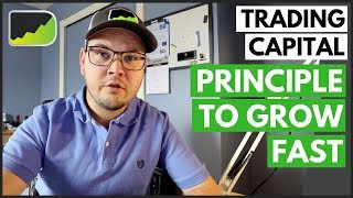How Much MONEY Do You NEED To Trade Forex? (The START Principle)
