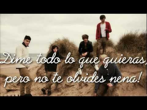 Tell Me A Lie - One Direction (Traducido al espa ñol)