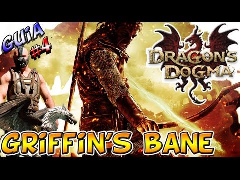 Dragon's Dogma Guia #4 - Griffin's Bane PT-BR