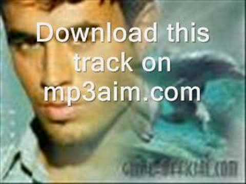 Enrique Iglesias - Little Girl (Insomniac) New 2007 Video
