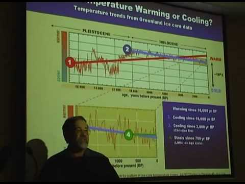 Climate Change Is CO2 the cause Pt 1 of 4