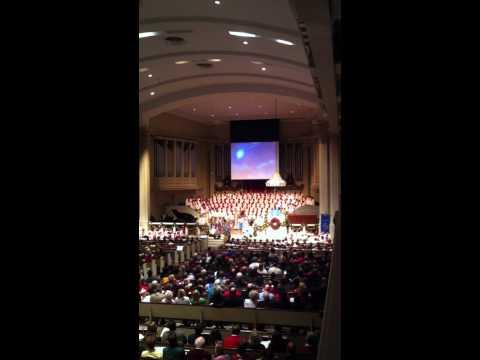 """O Holy Night"" (Presbyterian Day School  Christmas 2011) - 12/25/2011"