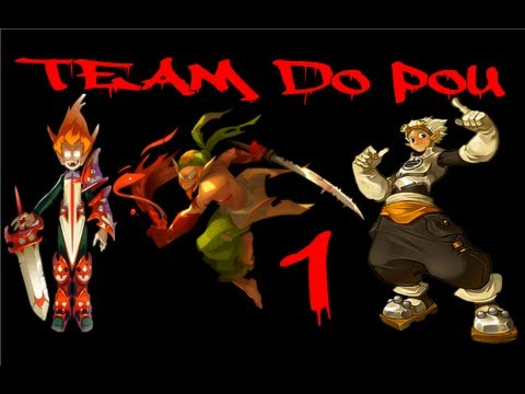 Dofus Team Do Pou (Iop + Steamer + Sacri) Koli 1