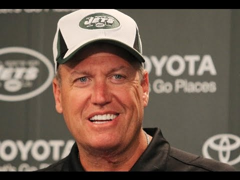 Rex Ryan on the Jets QB situation - The Michael Kay Show