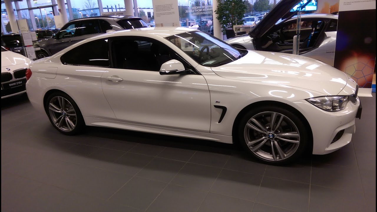 2015 Bmw 425d Coupe M Sportpaket F32 Youtube
