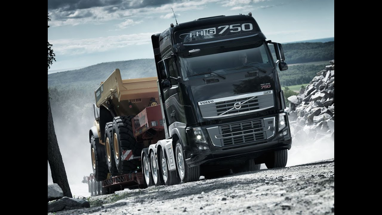Самые большие грузовики фото
