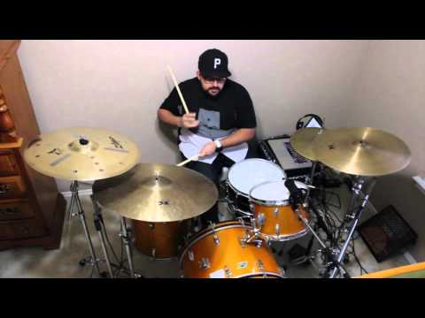 Turn It Up by Planetshakers (Drum Cover)
