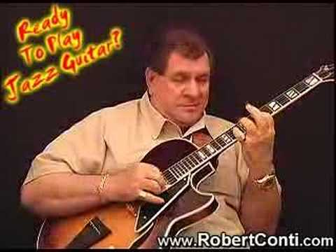 Bluesette Robert Conti Jazz Guitar