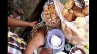 Street food । World street food। Bangali street food। Dhaka Babgladesh । fuska (ফুসকা)