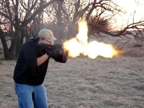 AR15 fireballs