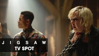 Download Jigsaw (2017 Movie) Official TV Spot – 'Take Back Halloween' 3Gp Mp4
