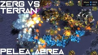 STARCRAFT BROODWAR:  WHERE vs LAST (ZvT)