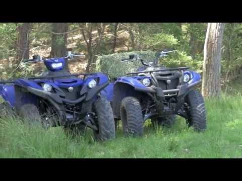 2016 Yamaha Kodiak 700 review