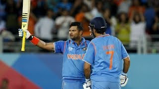 2015 WC India vs Zimbabwe: Raina, Dhoni guide India to 6-0