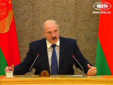 Беларусь строит социальное, но не социалистическое государство - Лукашенко