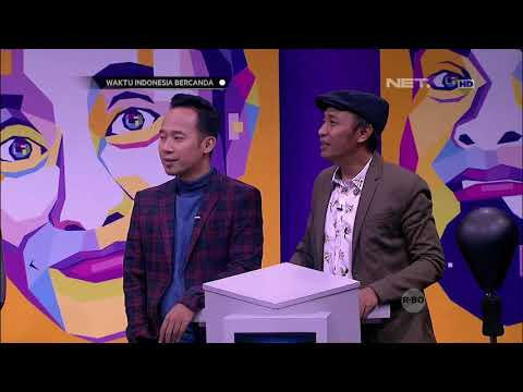 Senengnya Akbar Dan Denny Cagur Berhasil Tebak TTS (3/4)