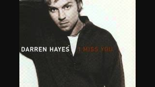 Watch Darren Hayes Where You Want To Be video