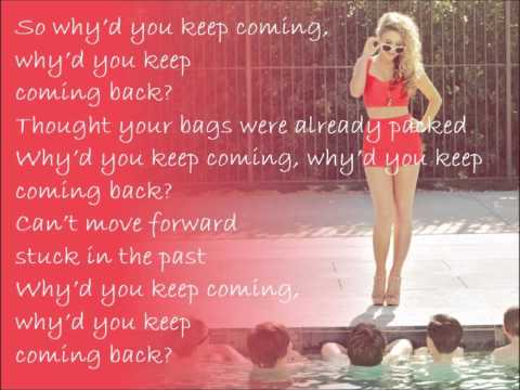 Haley Reinhart - Keep Coming Back