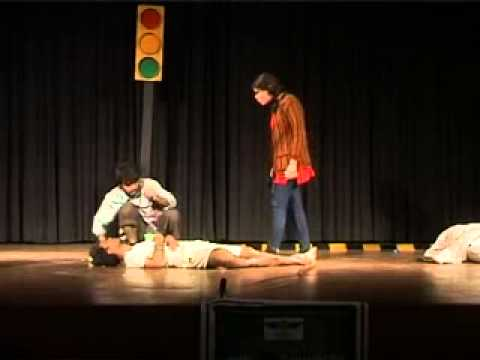 Hindi Play Bhookhkhad by Toli Theatre Group