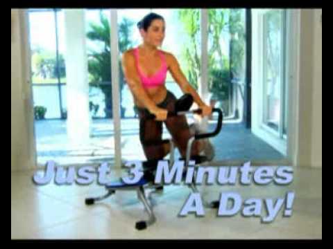 Gymform Disk Ab Exerciser