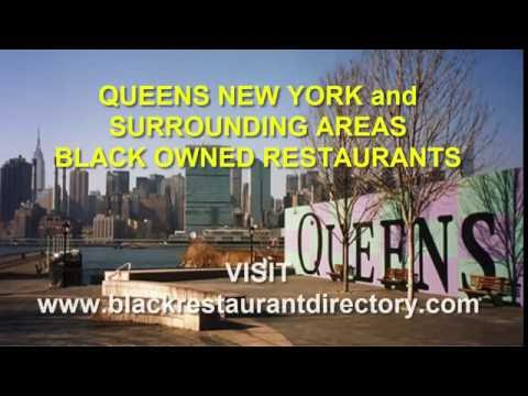 Black owned soul food restaurants in or near Queens New York