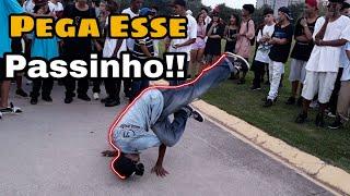 BAILE no VILLA LOBOS & MUITO PASSINHO DOS MALOKA!!!