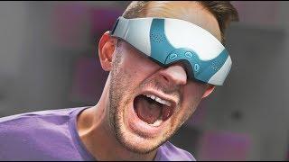 Eyeball Massager? | 10 Strange Chinese Products