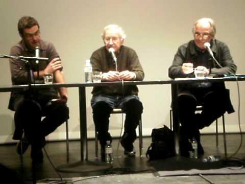 Noam Chomsky à la Maison des Métallos - 30/05/10 #01