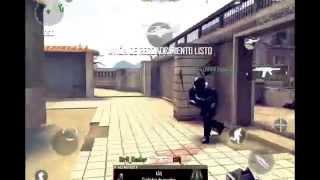 Modern Combat 4: Getting 127 kills on CTF with Str8_Conker