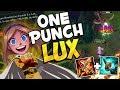 ONE PUNCH LUX LA BUILD DEFINITIVA DE LUX A BASICOS mp3