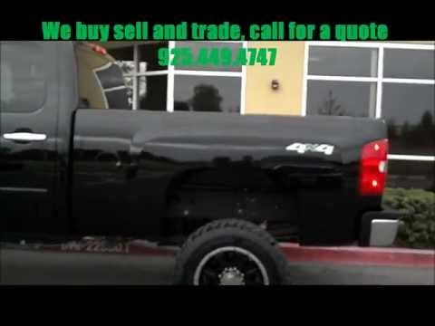 2008 Chevy 2500HD w/ 6.6L LMM DURAMAX TURBO DIESEL - LIFTED 4X4 LT  - PROTRUCKSPLUS.COM