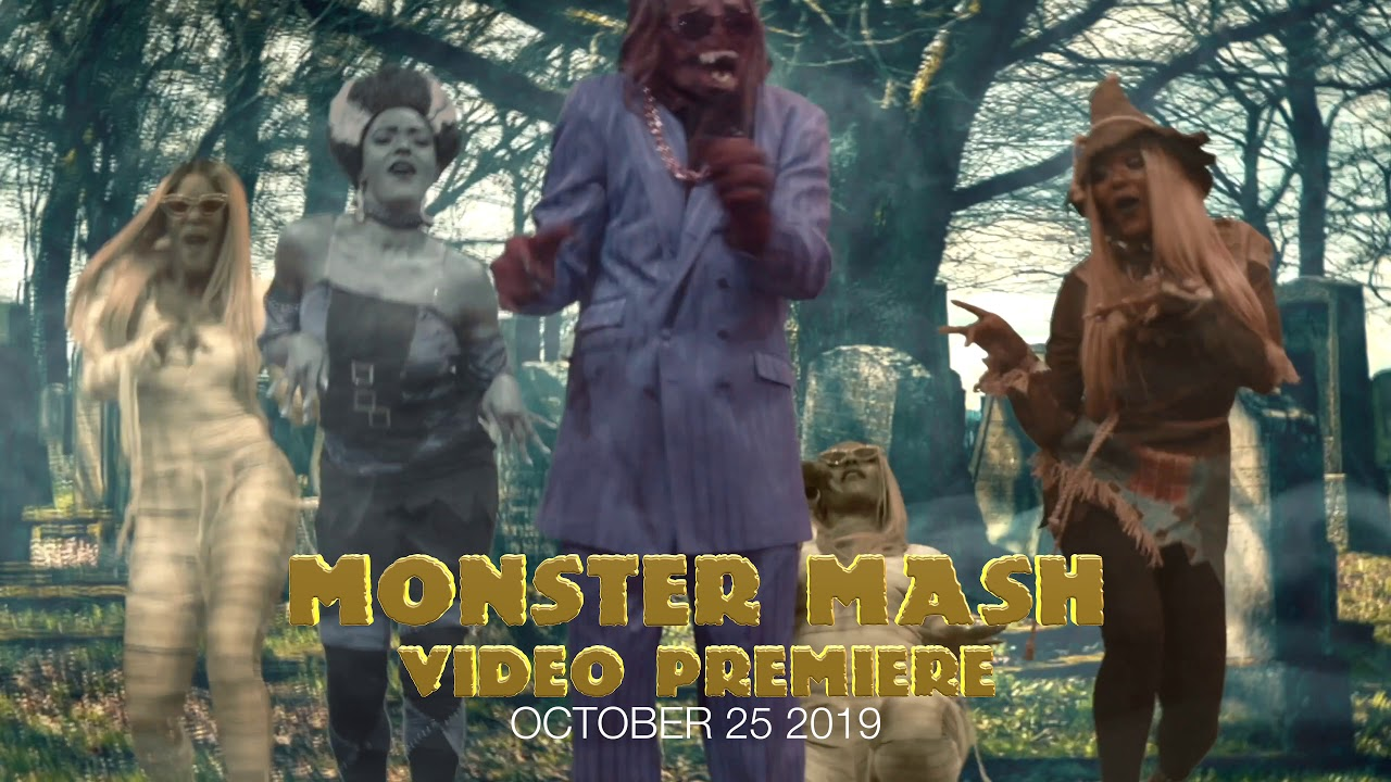 Monster Mash Trailer