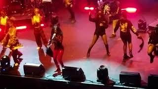 Teyana Taylor Rose In Harlem Live