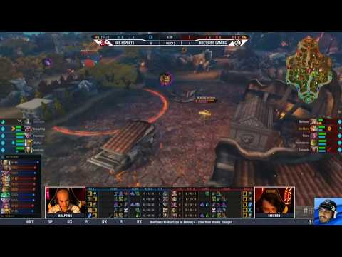 SMITE SWC 2018 - NRG Esports X Nocturns Gaming