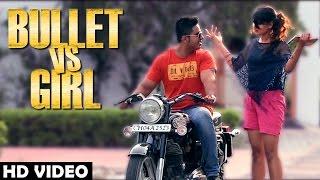 Bullet VS Girl