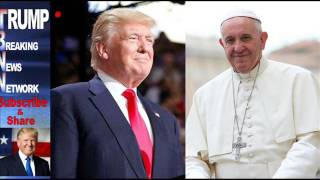 NOBODY Expected Trump To Turn To The Pope And Make A Miracle Happen In This Video