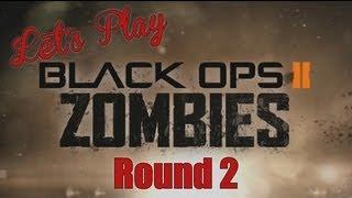 download lagu Let's Play - Black Ops 2 Zombies Round 2 gratis