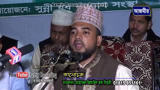 bangla waz বিশ্ব নবীর মিলাদ ও সিরাত -mawlana Ziaul Hoque Biploby.