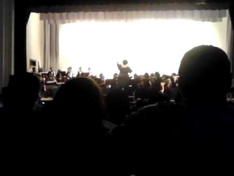 Crystal Springs High School Band Spring Concert
