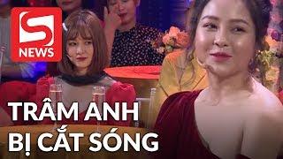 Hot girl Trâm Anh bị cắt hoàn toàn hình ảnh trên sóng truyền hình